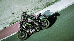 Kawasaki Z900 aggiornata per il 2021