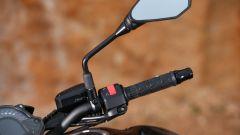 Kawasaki Z900, blocchetto destro