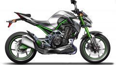 Kawasaki Z900, design
