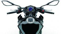 Kawasaki Z900: il manubrio