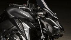 Kawasaki Z900 Kit Performance, cupolino fumè (vista laterale)