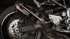 Kawasaki Z900 Kit Performance, scarico Akrapovic