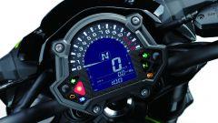 Kawasaki Z900: la strumentazione