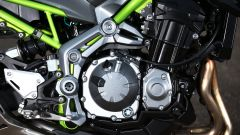 Kawasaki Z900, motore