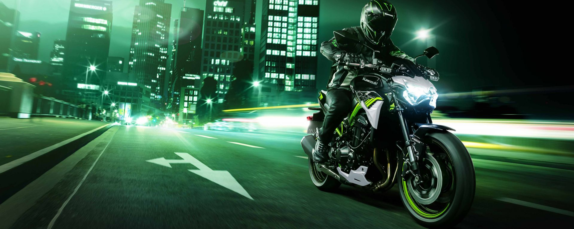 Kawasaki Z900 m.y. 2021