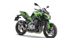 Kawasaki Z900, verde