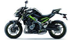 Kawasaki Z900: vista laterale