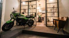 Kawasaki Z900RS a Milano