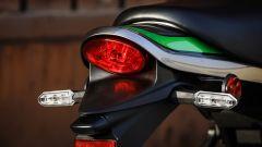 Kawasaki Z900RS Cafe 2019: dettaglio del fanale posteriore