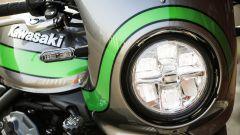 Kawasaki Z900RS Cafe 2019: il faro anteriore a LED