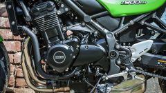 Kawasaki Z900RS CAFE: il motore deriva da quello della Z900