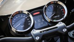 Kawasaki Z900RS Cafe: il quadro strumenti