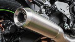 Kawasaki Z900RS CAFE: la voce dello scarico è sorprendente