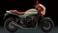 Kawasaki Z900 RS Cafè, tributo alle corse del passato [VIDEO] - Immagine: 8