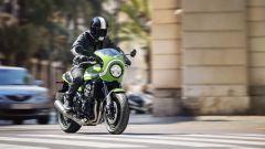 Kawasaki Z900 RS Cafè, tributo alle corse del passato [VIDEO] - Immagine: 11