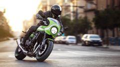 Kawasaki Z900 RS Cafè, tributo alle corse del passato [VIDEO] - Immagine: 14