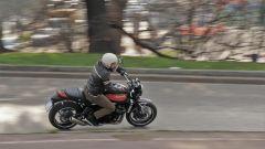 Kawasaki Z900RS: prova della naked moderna in salsa vintage - Immagine: 4