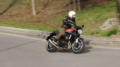 Kawasaki Z900RS: prova della naked moderna in salsa vintage - Immagine: 6