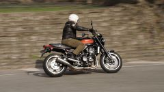 Kawasaki Z900RS: prova della naked moderna in salsa vintage - Immagine: 7