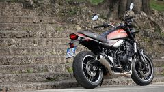 Kawasaki Z900RS: prova della naked moderna in salsa vintage - Immagine: 14