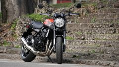 Kawasaki Z900RS: prova della naked moderna in salsa vintage - Immagine: 15