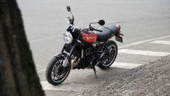 Kawasaki Z900RS: prova della naked moderna in salsa vintage - Immagine: 13