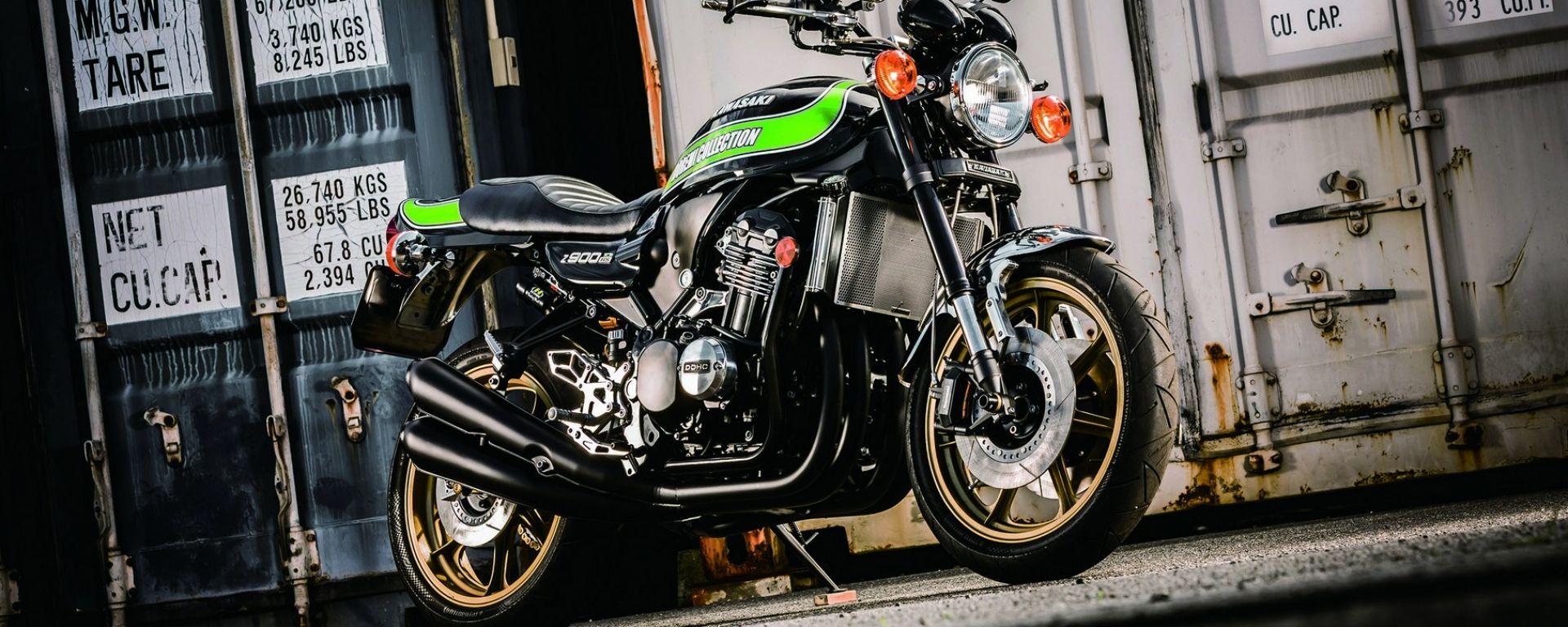 Kawasaki Z900RS: è già tempo di custom