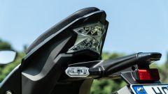 Kawasaki ZH2: la luce posteriore è quella della famiglia Z