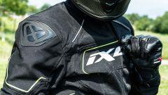 Kawasaki ZH2: l'abbigliamento della prova, la giacca Ixon Zephir Air
