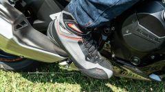 Kawasaki ZH2: l'abbigliamento della prova, le scarpe TCX Rush Air