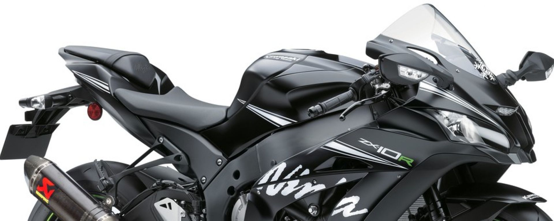Kawasaki ZX-10R Winter Edition 2016