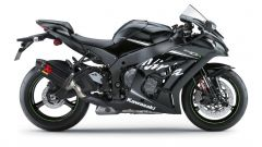 Kawasaki ZX-10R Winter Edition 2016 - Immagine: 2