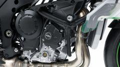 Kawasaki ZX-10RR: vista del motore