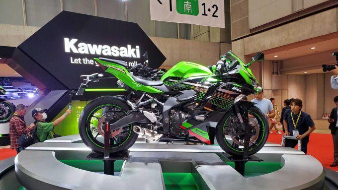 Kawasaki ZX-25R: arriverà una sorella maggiore ZX-4R?