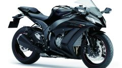 Kawasaki ZX Ninja ZX-10R 2013, nuove foto - Immagine: 6