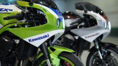 Kawasaki ZXR900 30th Anniversary, dettagli che contano