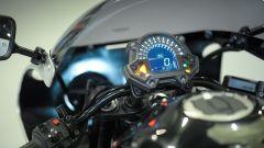 Kawasaki ZXR900 30th Anniversary, la strumentazione
