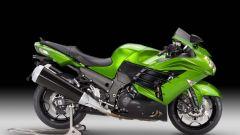 Kawasaki ZZ-R 1400 Nardò - Immagine: 5