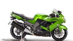Kawasaki ZZ-R 1400 Nardò - Immagine: 4