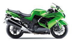 Kawasaki ZZ-R 1400 Nardò - Immagine: 3