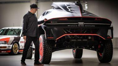 Ken Block e Audi: insieme per nuovi progetti sui prossimi modelli elettrici