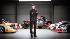 Ken Block e Audi insieme per sviluppare auto elettriche