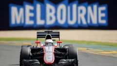 Kevin Magnussen - McLaren-Honda MP4/29 in Australia (2014)