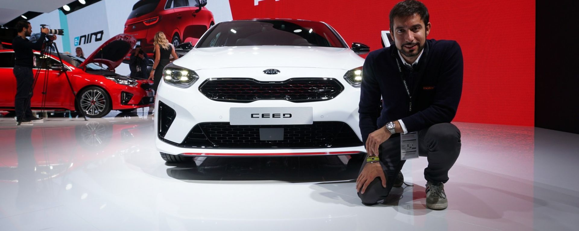 Kia Ceed GT, anteprima al Paris Motor Show 2018