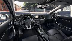 Kia Ceed Sportswagon Hybrid Plug-In: gli interni