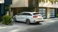 Kia Ceed Sportswagon Hybrid Plug-In:in ricarica