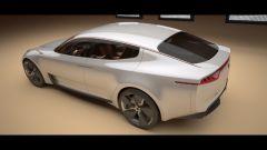 Kia GT Concept: le nuove foto - Immagine: 9
