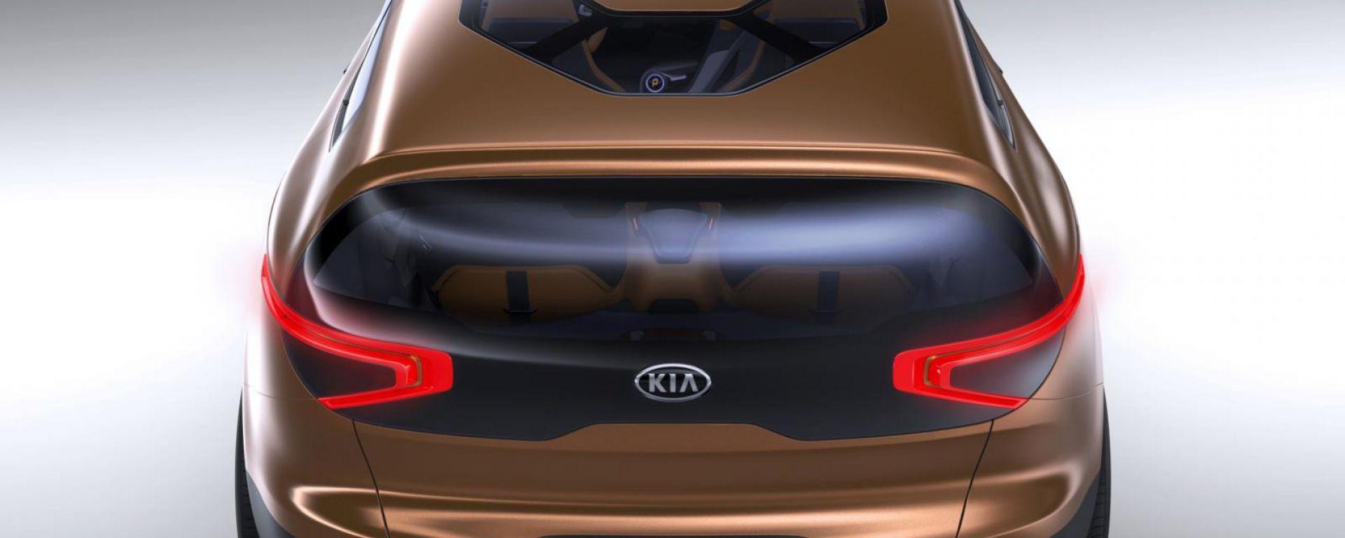 Kia Cross GT, nuove immagini