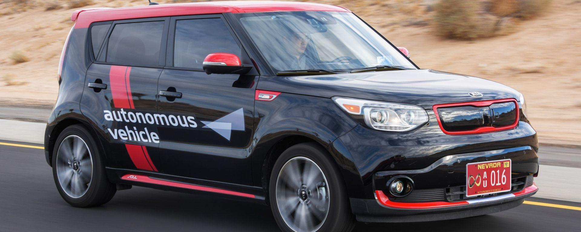 Kia Drive Wise: il marchio tech arriva in Europa