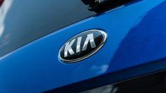 Kia e-Soul: il badge Kia